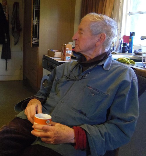 Raymond Briggs_photo taken December 2014