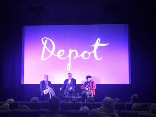 Lewes Depot Q&A after Ethel and Ernest screening on 10th Dec 2017.jpg